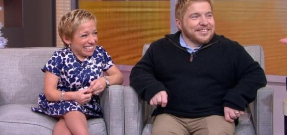 Jen Arnold, Bill Klein of 'Little Couple' from screenshot