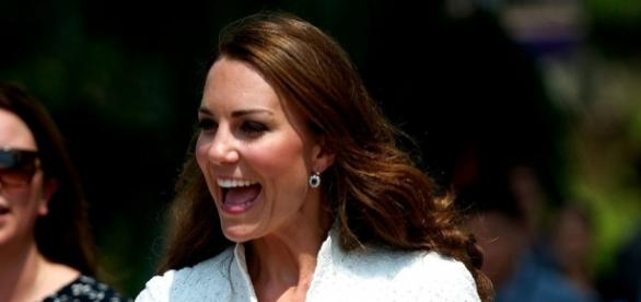 Kate Middleton's first public appearance since 3rd pregnancy announcement [Image Credit:TomSoperPhotography/Wikimedia]