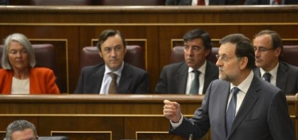 Mariano Rajoy, președintele Guvernului spaniol