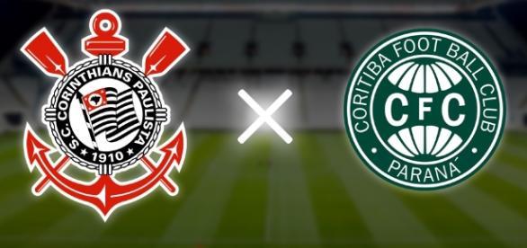 Saiba como acompanhar o jogo entre Corinthians e Coritiba ao vivo