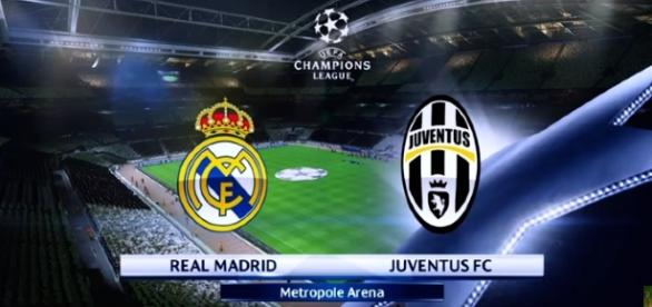UEFA Champions League Final | Real Madrid vs Juventus - PES 2017 HD -Image - WeArePES | YouTube
