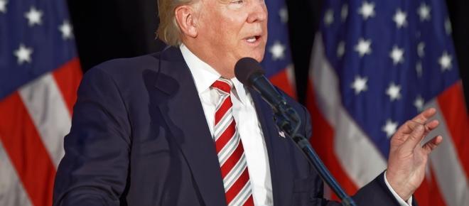 Trump's Wall construction begins