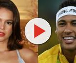 Bruna e Neymar estão dando o que falar na internet