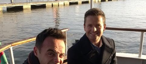 Which celebs will be joining Ant and Dec in the jungle this year? ( photo wikimedia Ben Salter)