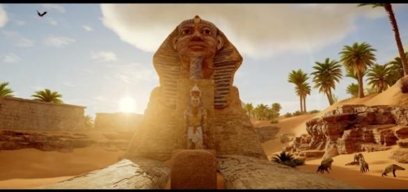 Assassin's Creed Origins: E3 2017 Official World Premiere Gameplay Trailer [4K]   Ubisoft [US] from YouTube/Ubisoft US