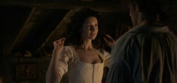 Jamie and Claire will be spending time together in the episode 6. Image: tvpromosdb/YouTube