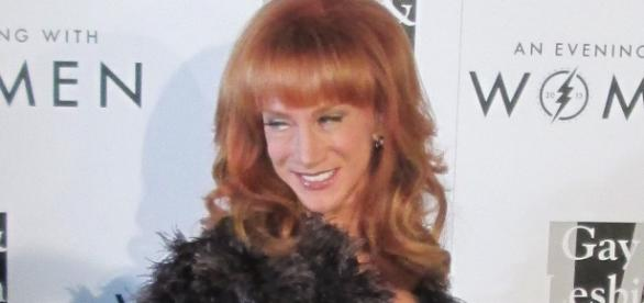 Kathy Griffin replaced by Andy Cohen as co-host for CNN's NYE broadcast. (Image Credit: Greg Hernandez/Flickr)