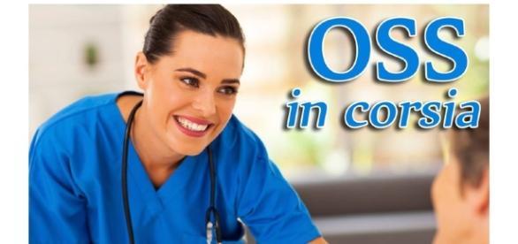 OSS.. Operatore Socio Sanitario in Divisa - Linea Trendy - lineatrendy.com