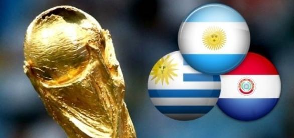 União dos três países seria para homenagear os 100 anos de Copas do Mundo