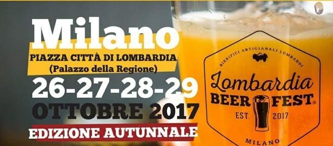 Lombardia Beer Fest, l'edizione autunnale
