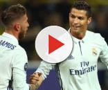 Cristiano Ronaldo e Sergio Ramos estão juntos nesse pedido
