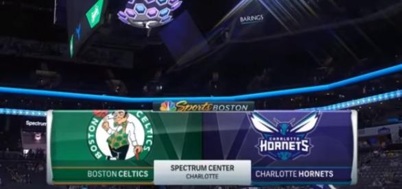 Boston Celtics vs Charlotte Hornets - NBA Preseason game [Image Credit: NBA Conference/YouTube]
