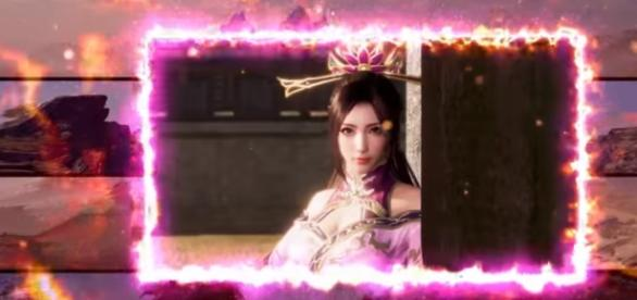 """""""Dynasty Warriors 9"""" was confirmed to be coming to the West soon in the early 2018. [Image Credits: コーエーテクモChannel/YouTube]"""