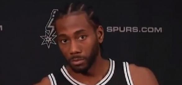 Kawhi Leonard averaged 25.5 points per game last season -- [Image - bballNeverEnds | YouTube]