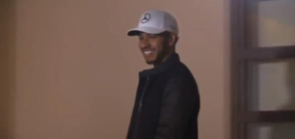 Russian Grand Prix - Lewis Hamilton Interview [ Image - F1 Grid Walks and Coverage | YouTube]