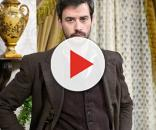 Il Segreto, Iago Garcia nel ruolo di Olmo