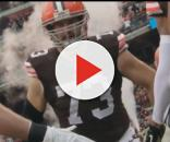 Joe Thomas is a potential trade target for the Seattle Seahawk; (Image Credit: Nuke Production/Youtube)
