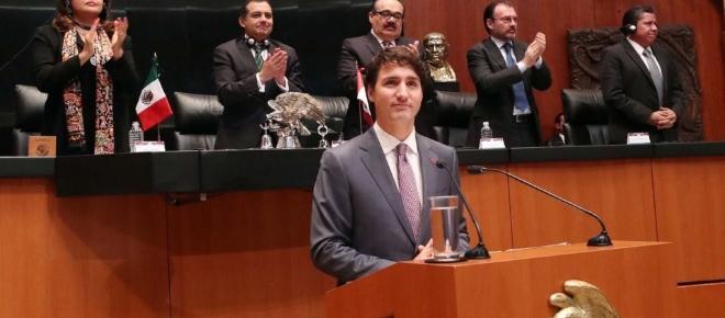 Justin Trudeau visita nuestro país
