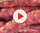 Salsiccia fresca in filze richiamata dal Ministero della Salute