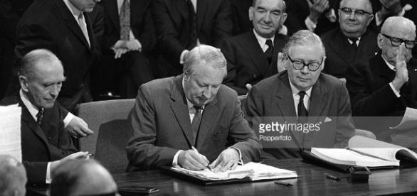 A Look Back at Britain and the EU As the Referendum Draws Nearer ... - gettyimages.com