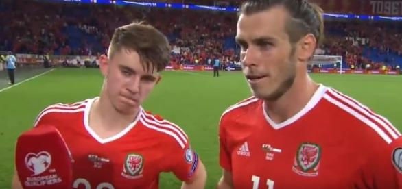 Ben Woodburn leads Wales to victory 02.09.2017 HD 1Image - AppKoraHD-TV| Youtube