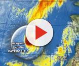 Il ciclone Ophelia sta terrorizzando l' Europa