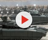 La Cina starebbe per spostare artiglieria pesante al confine con al Corea del Nord. Immagini di repertorio.