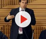 Presidente da Câmara dos Deputados Maia.