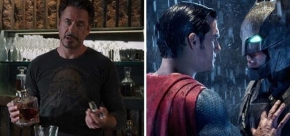 Confira cenas deletadas dos filmes da Marvel e da DC