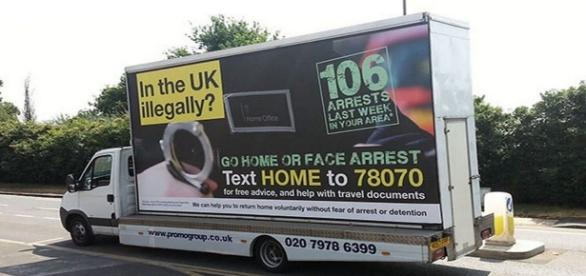 Home Secretary Theresa May admits 'Go Home' immigration vans were ... - mirror.co.uk