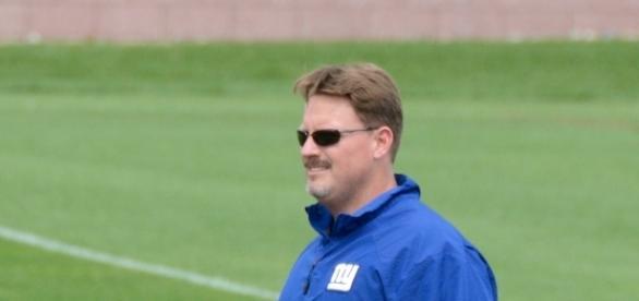 New York Giants and Ben Mcadoo upset Broncos --Tom Hanny via Wikemedia Commons
