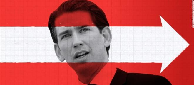 Austria, a former Nazi party and today's politics