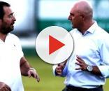Alexandre Mattos e Mauricio Galiotte buscam novo técnico