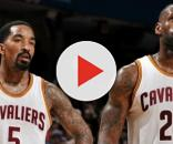 JR Smith says LBJ will play vs Celtics - (Image: Youtube/Black9ne)