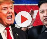 Kim e Trump: si teme scoppio di un conflitto nucleare.