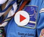Scouts et Guides de France (illustration) © Maxppp - Maxppp