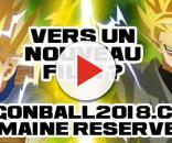 Vers un nouveau film ? Dragonball2018.com domaine réservé !