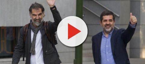 Prisión sin fianza para los presidentes de ANC y Òmnium, Jordi ... - cuatro.com