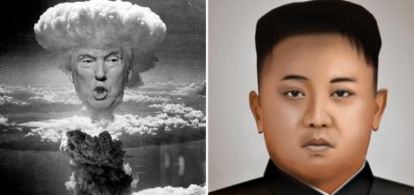 Coreea de Nord confirmă faptul că un război nuclear ar putea izbucni în orice moment - Foto: colaj poze Creative Commons