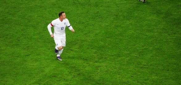 England striker Wayne Rooney (Photo Credit: Link001/Wikimedia Commons)