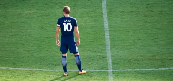 Harry Kane of Tottenham - Brad Tutterow via Flickr