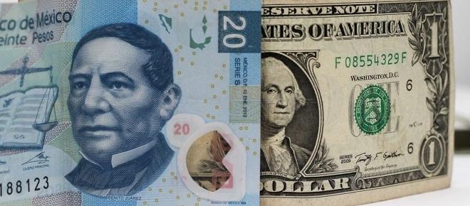 Dólar sigue en alza, en medio de las negociaciones del TLCAN