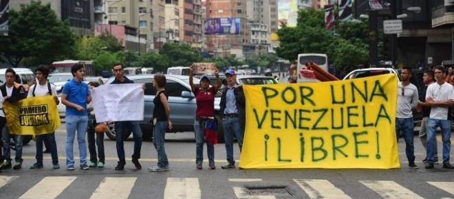 Crise na Venezuela e o aparente silêncio das esquerdas no Brasil