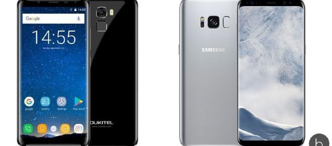Oukitel K5000 es la alternativa de compra perfecta al IPhone 8