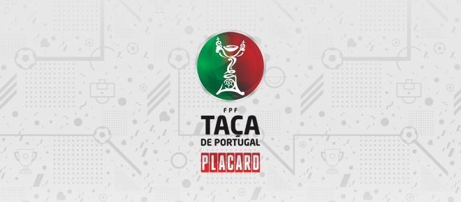 Já são conhecidos os jogos da 4ª eliminatória da Taça de Portugal 2017/18