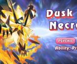 Dusk Mane Necrozma of Pokemon Ultra Sun. Image Credit: The Official Pokemon Youtube Channel/YouTube