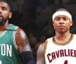 Isaiah Thomas talked about the Celtics trade.