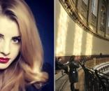 Lidia Dragescu se suicidou na Catedral de São Paulo (St Paul's Cathedral), em Londres
