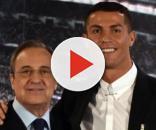 Cristiano Ronaldo assieme a Griezmann e Dybala?