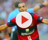 Diego Tardelli pode voltar a jogar no Flamengo, em 2018